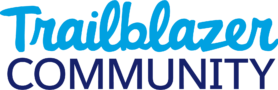 trailblazer community logo