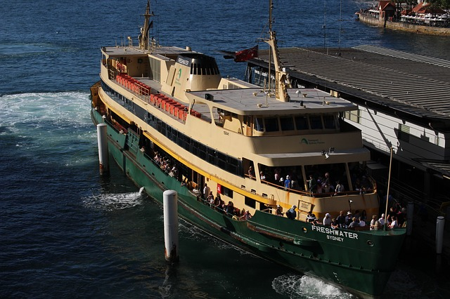 Sydney Ferries To Down Under Dreaming